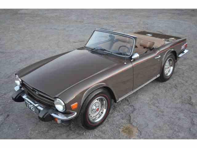 1975 Triumph TR6 | 920132