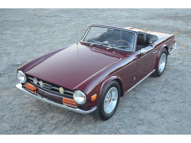 1969 Triumph TR6 | 920133