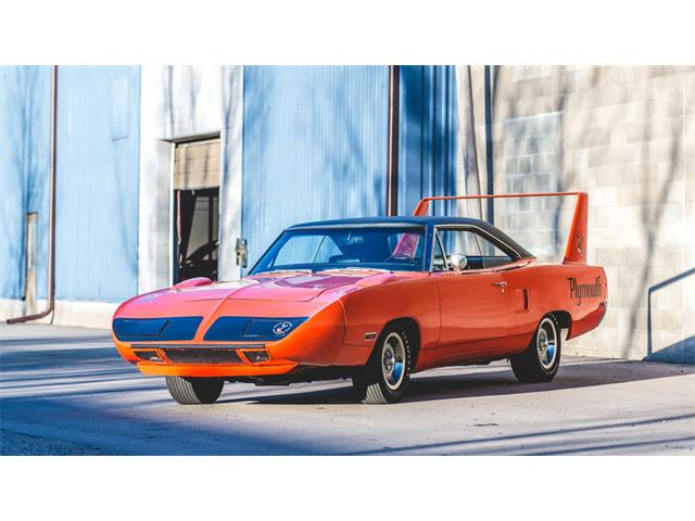 1970 Plymouth Superbird   921331