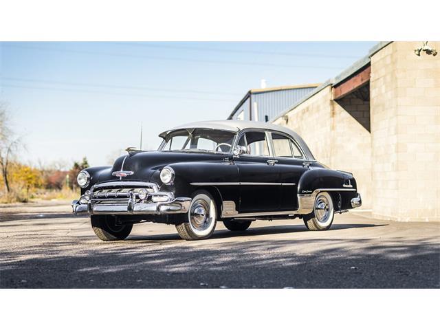 1952 Chevrolet Deluxe | 921332