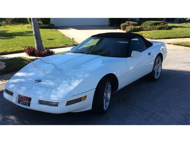 1996 Chevrolet Corvette | 921337