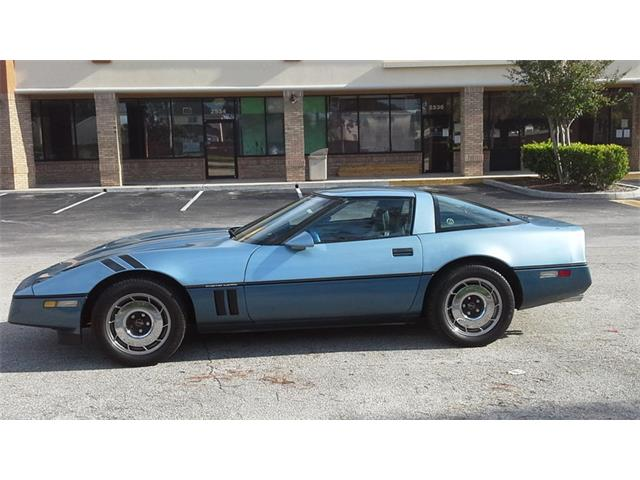 1984 Chevrolet Corvette | 921338