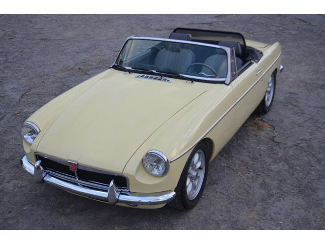 1974 MG MGB | 920134