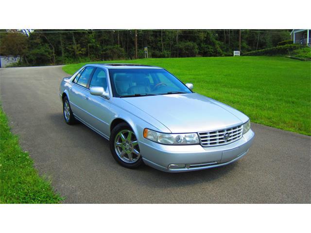 2001 Cadillac Seville | 921343