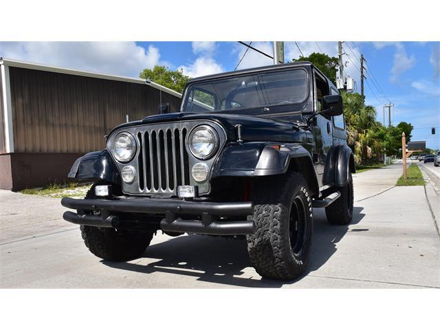 1983 Jeep CJ7 | 921344
