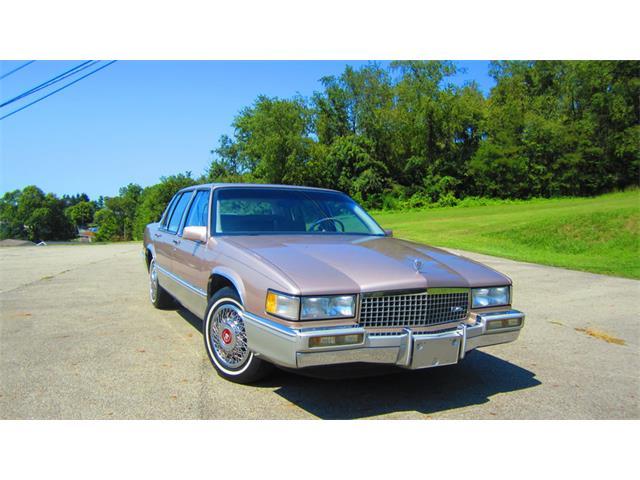 1990 Cadillac DeVille | 921345