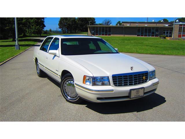 1999 Cadillac DeVille | 921348
