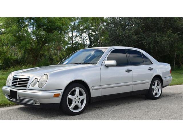 1997 Mercedes-Benz E420 | 921349