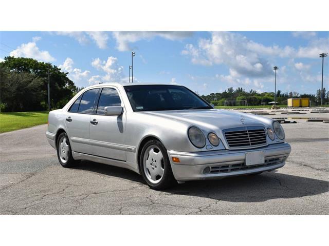 1999 Mercedes-Benz E430W | 921350