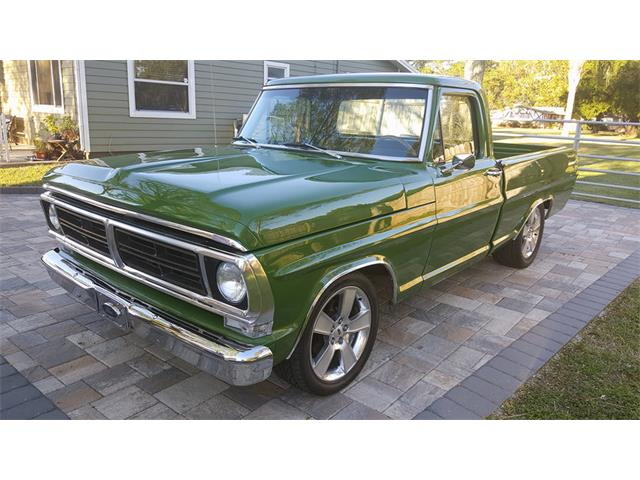 1971 Ford F100 | 921351