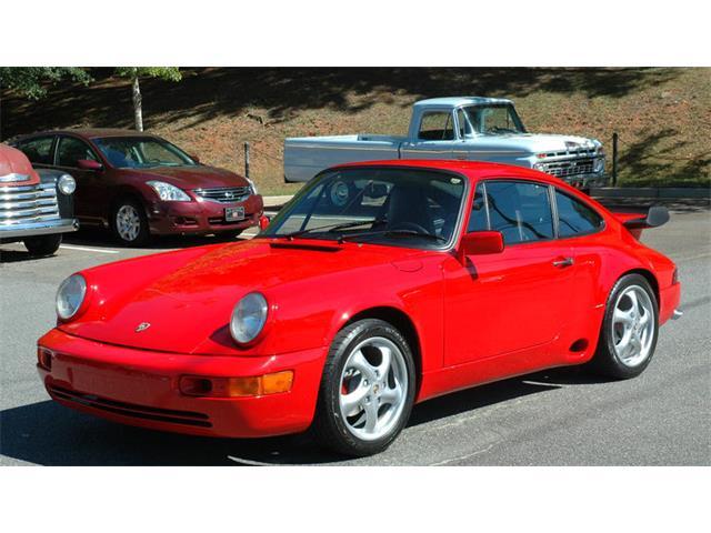 1985 Porsche 911 Carrera   921354