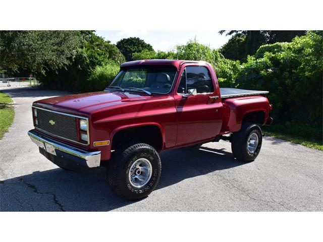 1985 Chevrolet C/K 10 | 921355