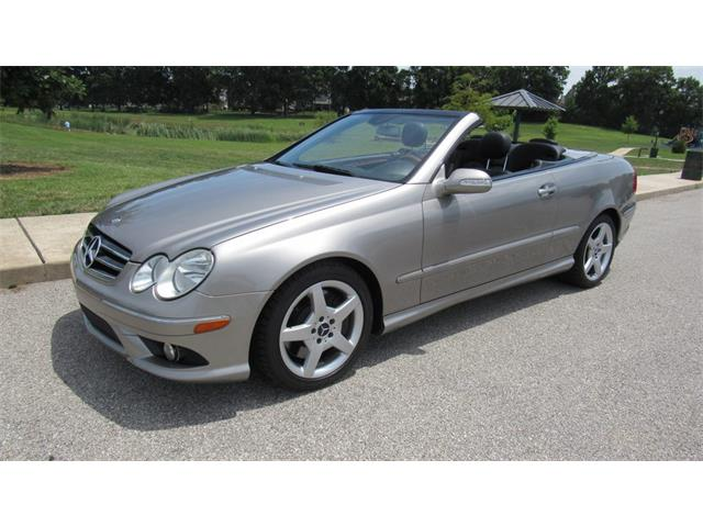 2006 Mercedes-Benz CLK500 | 921357