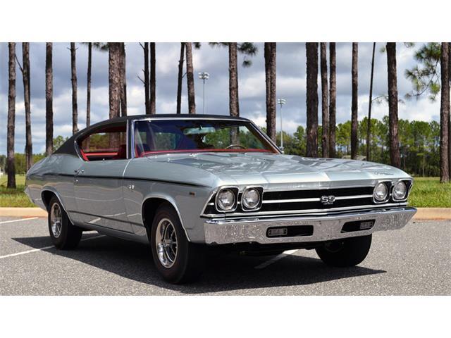 1969 Chevrolet Chevelle SS | 921360