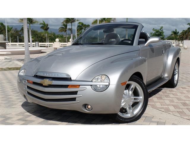 2004 Chevrolet SSR | 921364