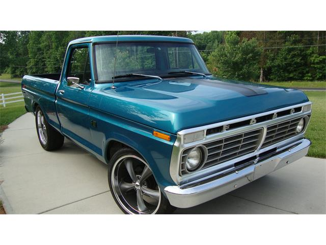 1973 Ford F100 | 921367