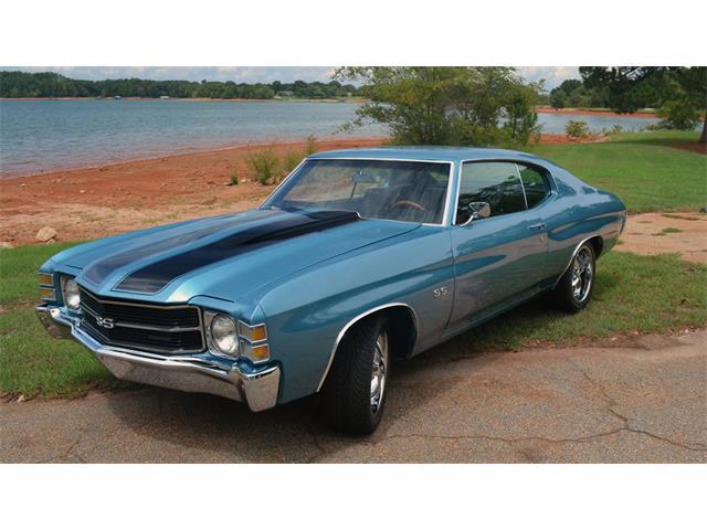 1971 Chevrolet Chevelle SS | 921368