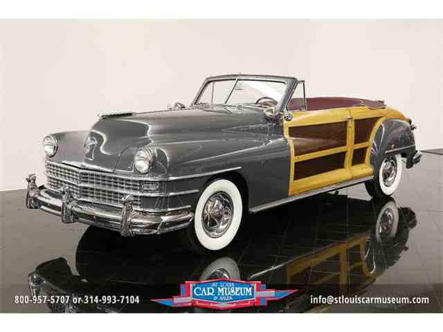 1948 Chrysler Town & Country Convertible | 920142