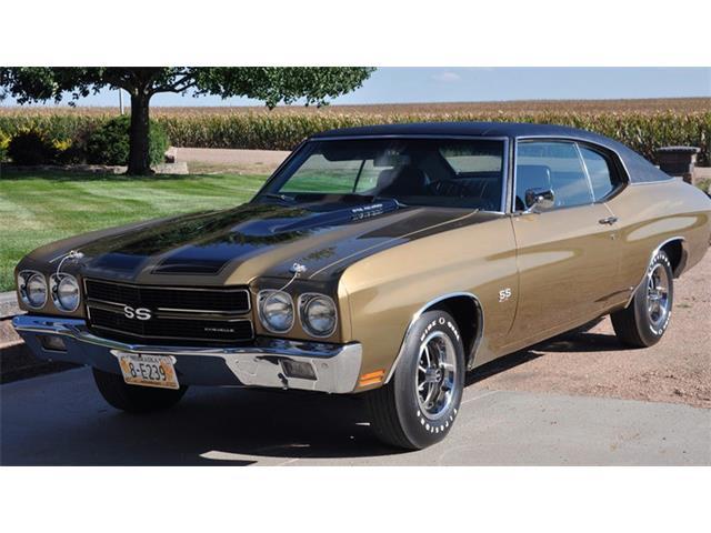 1970 Chevrolet Chevelle SS | 921456