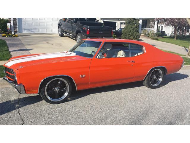 1970 Chevrolet Chevelle SS | 921460