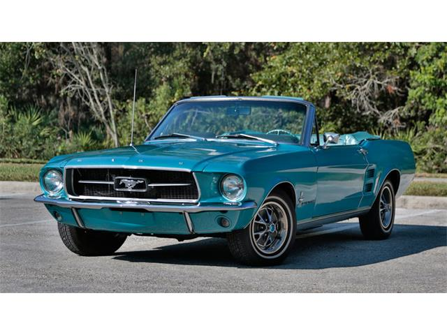 1967 Ford Mustang | 921467