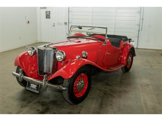 1953 MG TD | 920147