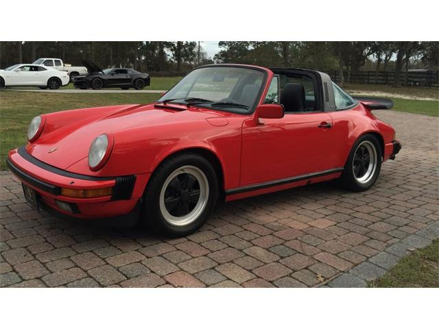 1986 Porsche 911 | 921470