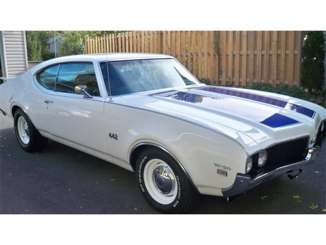 1969 Oldsmobile 442 | 921474