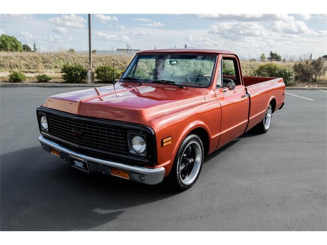 1972 Chevrolet C/K 10 | 920149