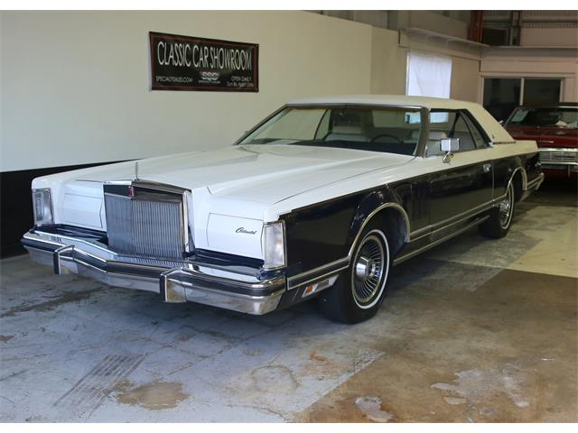 classic lincoln continental for sale on 227 available. Black Bedroom Furniture Sets. Home Design Ideas