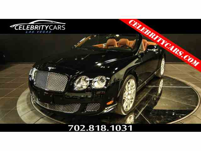 2011 Bentley Continental | 920156