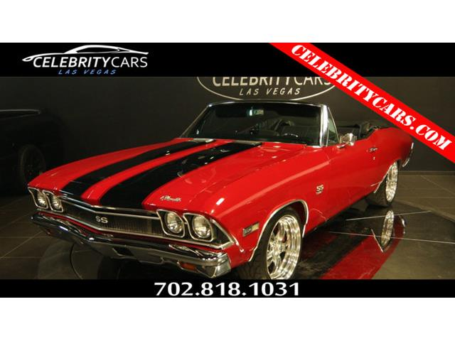 1968 Chevrolet chevelle SS Convertible | 920157