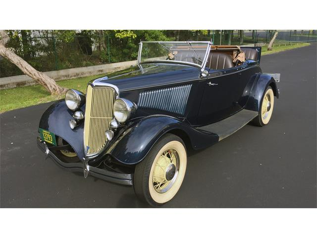 1934 Ford Roadster | 921584