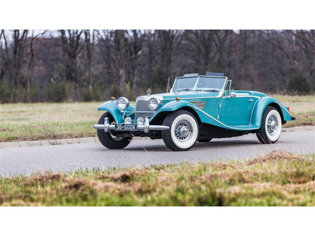 1936 Mercedes-Benz Marlene 500K Replica | 921587
