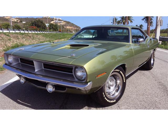 1970 Plymouth Barracuda | 921589