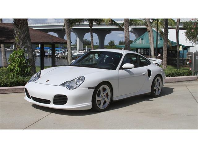 2002 Porsche 911   921597
