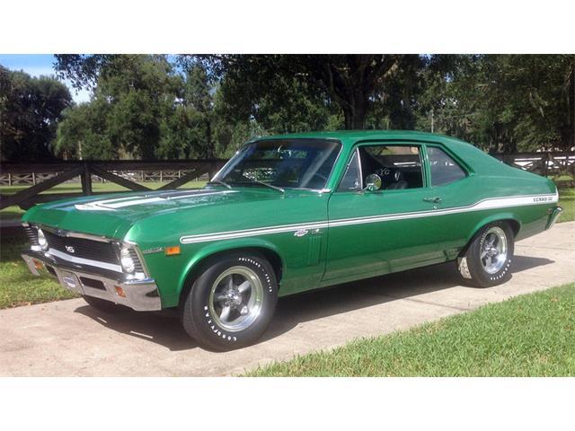 1969 Chevrolet Nova SS | 921598