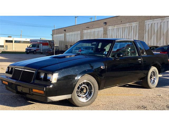 1986 Buick Grand National | 921599