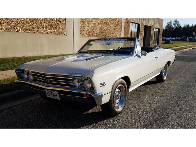1967 Chevrolet Chevelle SS | 921602
