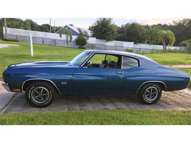 1970 Chevrolet Chevelle SS | 921611