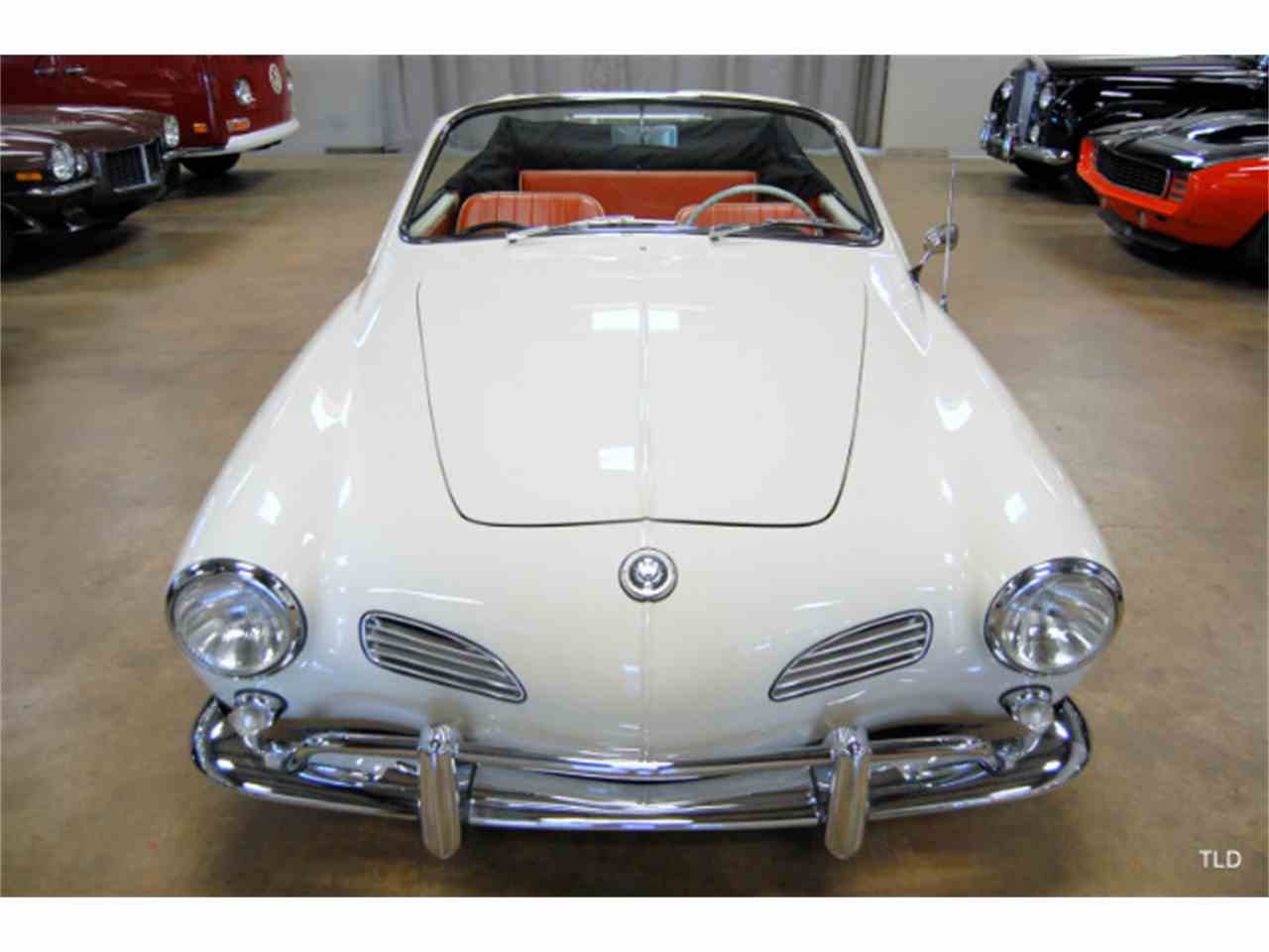 Large Picture of '62 Karmann Ghia - JQ02