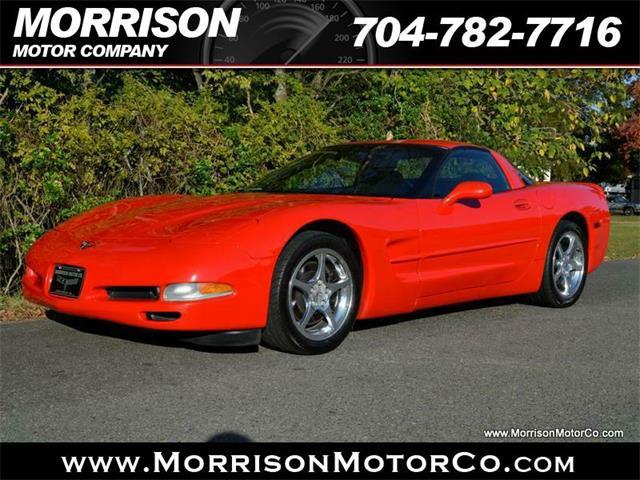 2001 Chevrolet Corvette | 920166