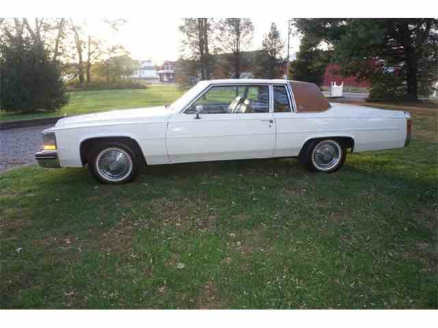 1984 Cadillac Coupe DeVille | 921736