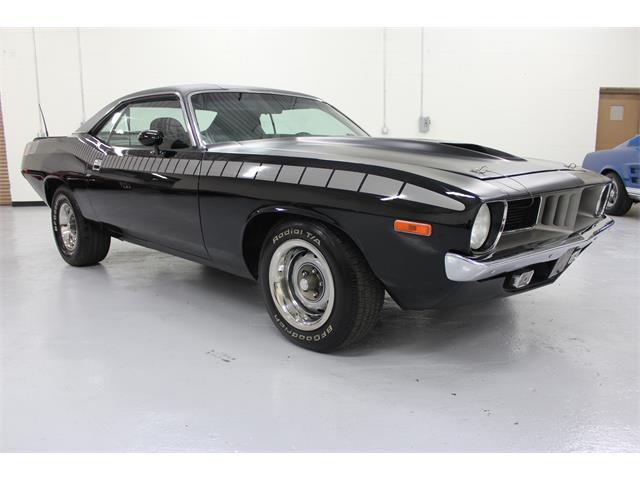 1972 Plymouth Cuda | 921745