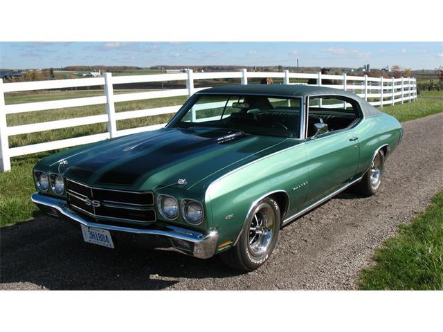1970 Chevrolet Chevelle SS | 921783