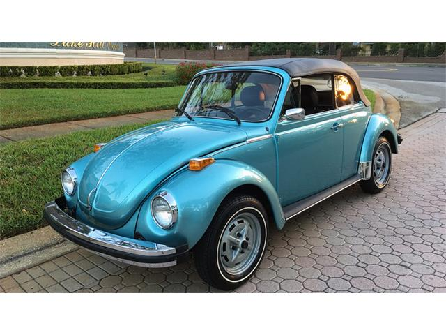 1979 Volkswagen Beetle For Sale On Classiccars Com 23
