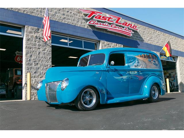 1940 Ford Panel Truck | 921790