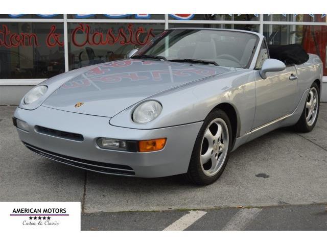 1995 Porsche 968 | 921794