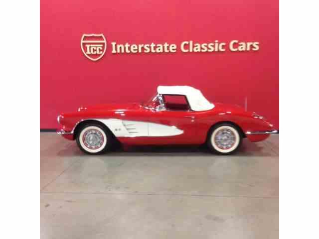 1960 Chevrolet Corvette | 921802