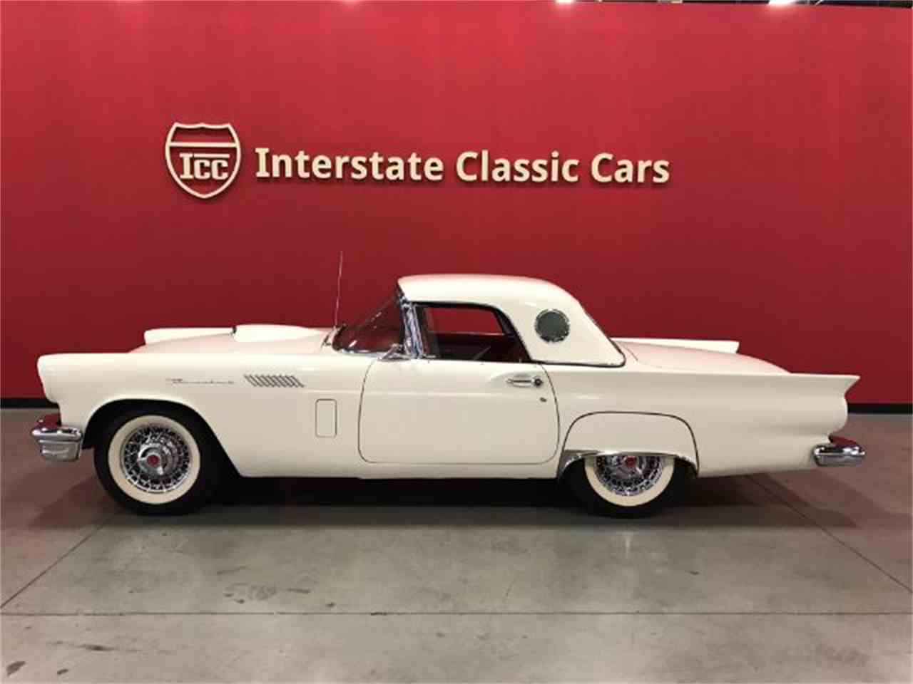 1957 Ford Thunderbird for Sale - CC-921803